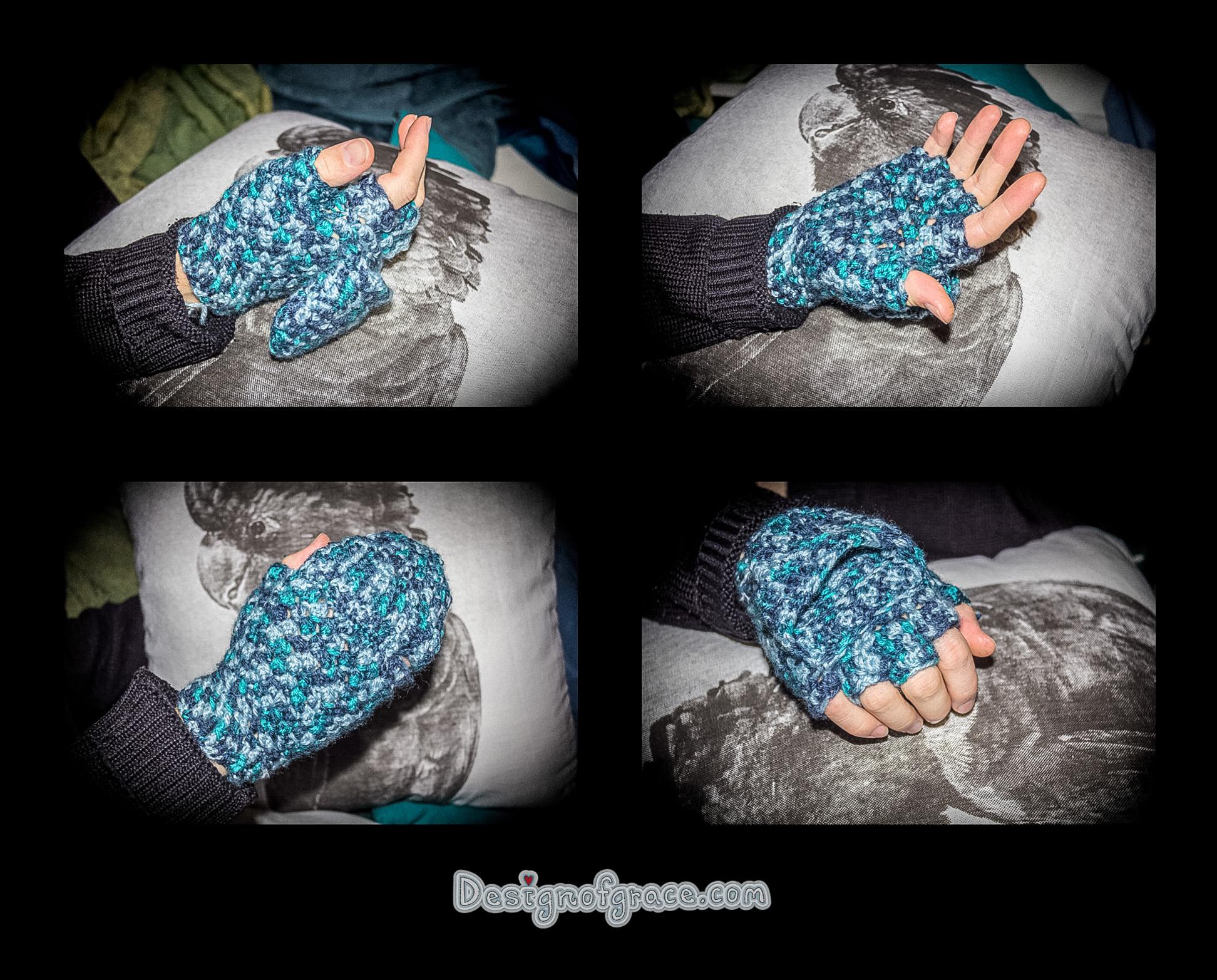 050716 crocheted gloves_