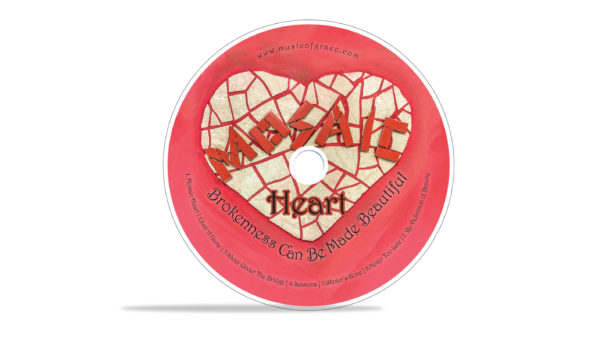 Mosaic Heart EP with 7 songs